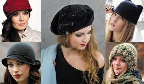 Миниатюра к статье Модные шапки осень-зима 2017/2018: вязаные, меховые и новинки сезона