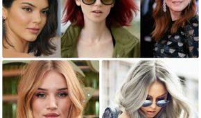 Миниатюра к статье Какой цвет волос в моде в 2018? — фото обзор модных новинок окрашивания