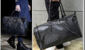 Миниатюра к статье Как правильно носить мужскую сумку