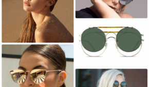 Миниатюра к статье Солнцезащитные очки 2019 — женские трендовые модели