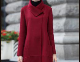 Женские пальто 2017/2018 - модные тенденции